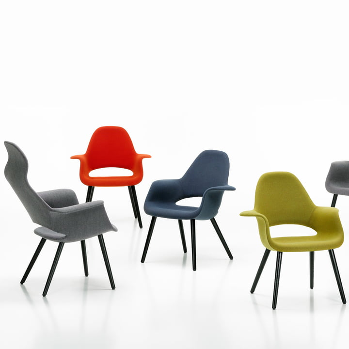 Vitra - Organic Conference chair