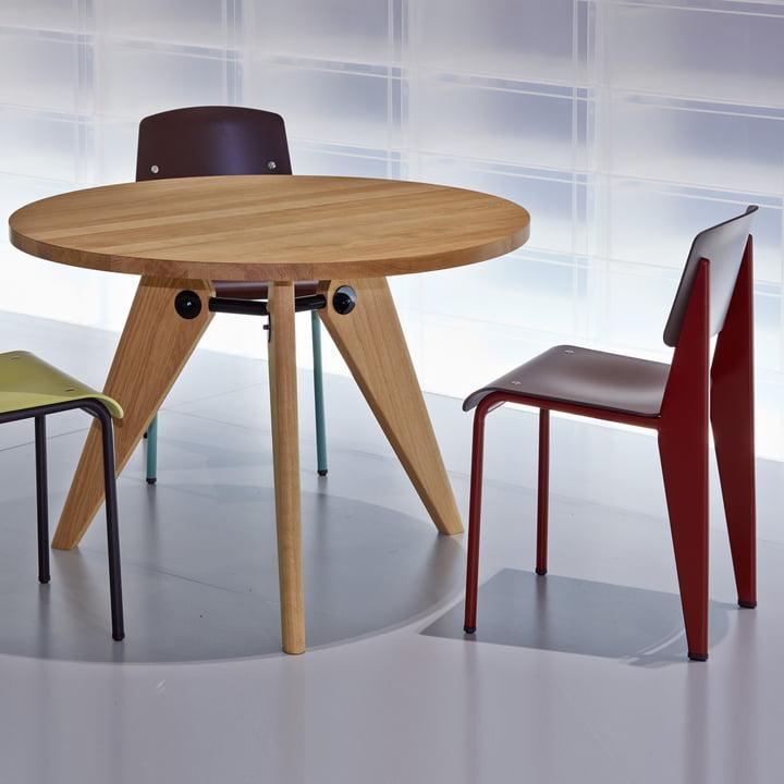 Vitra - Standard Chair - group
