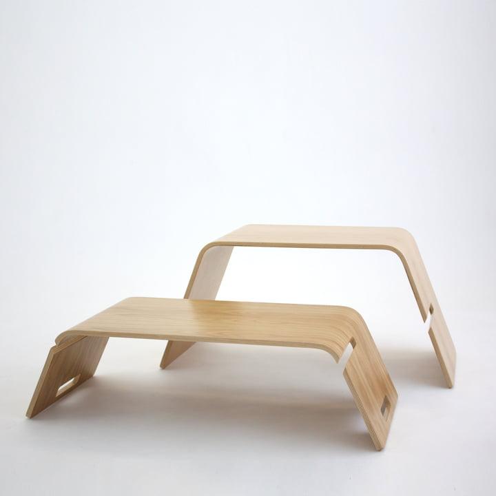 Johngreen. - Embrace Shelf, oak - single pieces