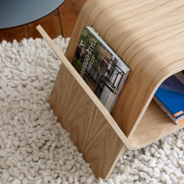 Johngreen. - Embrace Shelf, oak wood - details