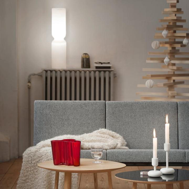 Iittala - Lantern - Aalto, ambience image