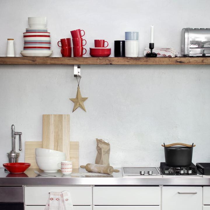 Iittala, Christmas ambience image - kitchen