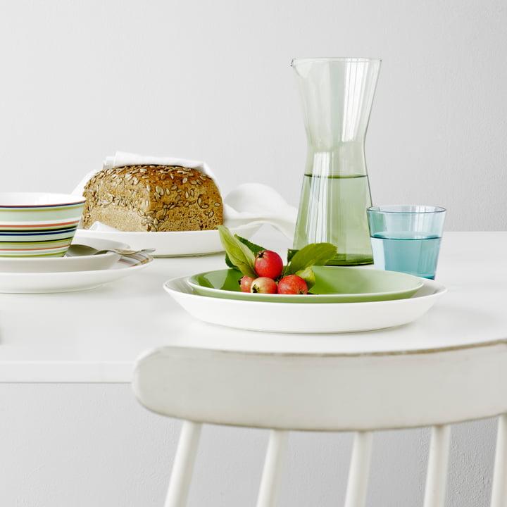 Iittala, Kartio ambience - breakfast table