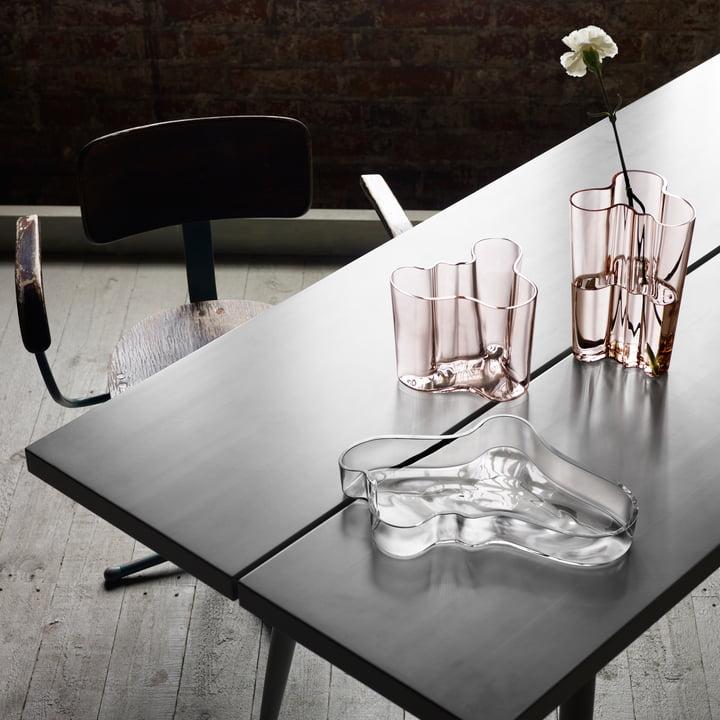 Iittala - Aalto group on the table