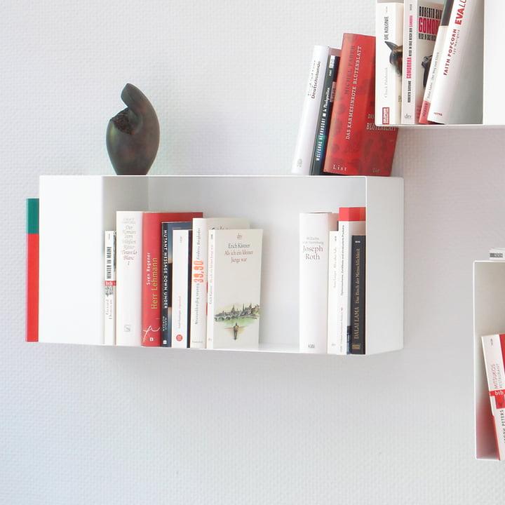 vonbox - Box Bookshelf L-Box
