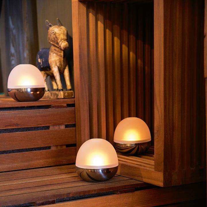 Philippi - Lightball lanterns - group