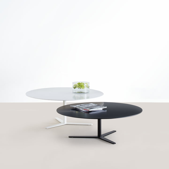 Tre 90 Coffee Table by Mox in Two Heights