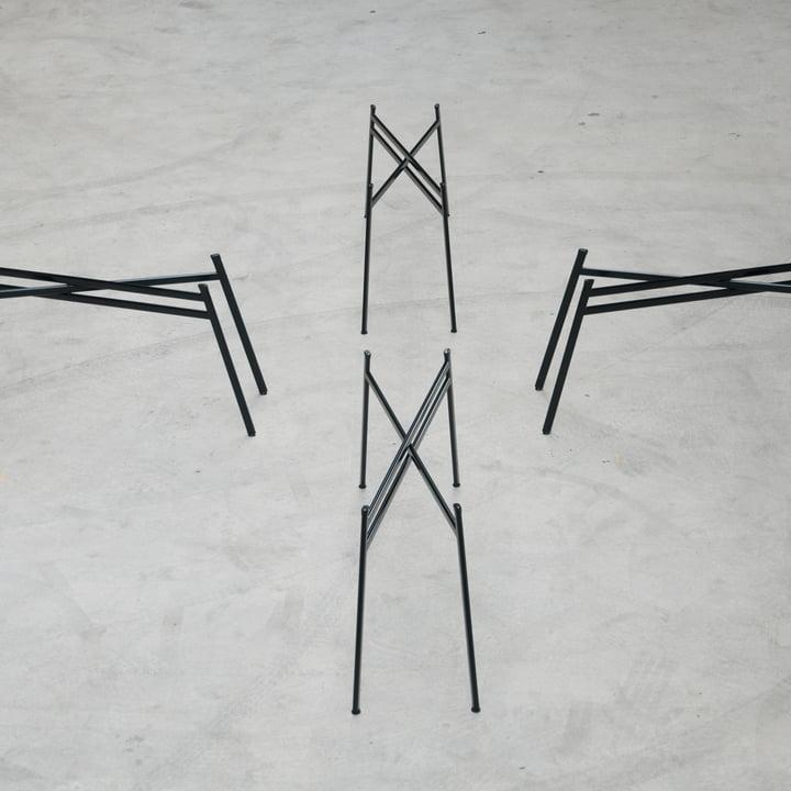 Schindlersalmeron - Table base, ambience image / slim