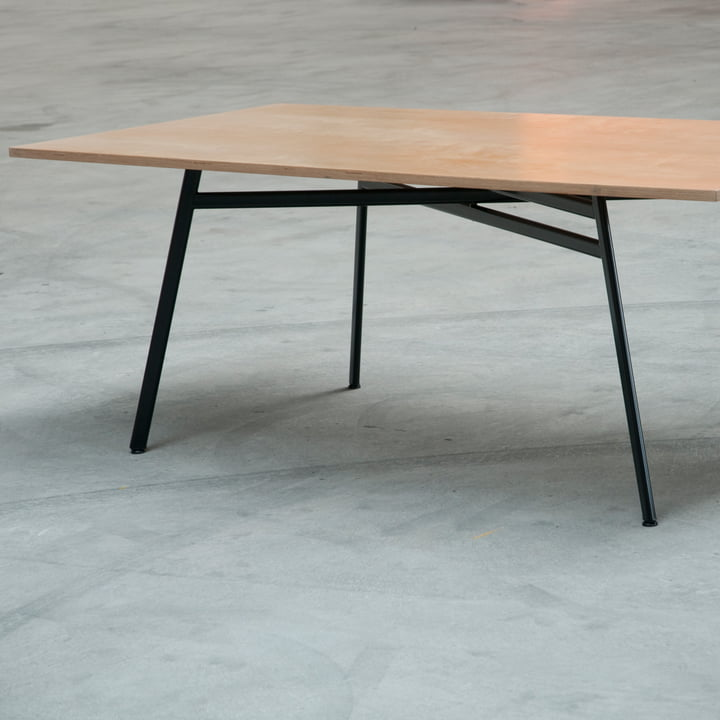 Schindlersalmeron - Table base with top