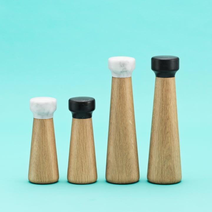Normann Copenhagen - Craft Salt- and Pepper Mills