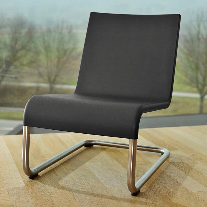 Vitra - .06 chair, ambience / black