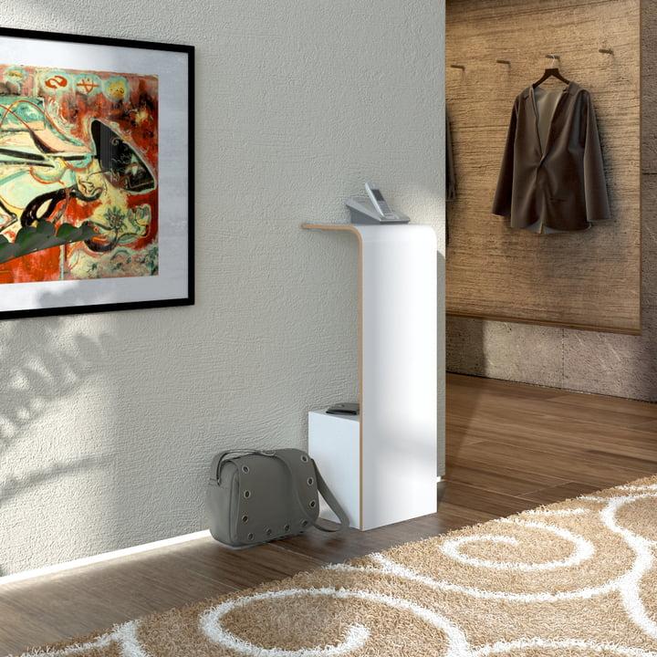 Tojo -  Fon console table in the hallway