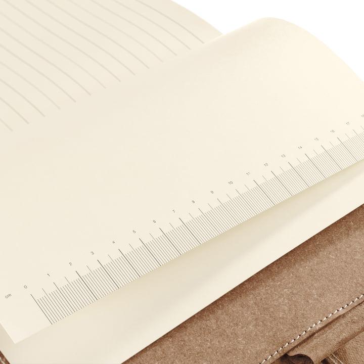 Holtz - sense Book Flap - ruler