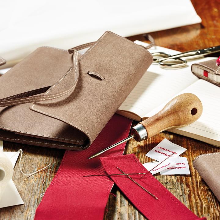 Holtz - sense Book Flap - materials