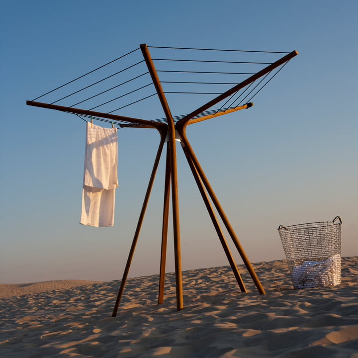 Skagerak - Spider Web clothes dryer - beach