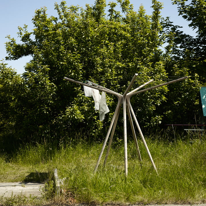 Skagerak - Spider Web clothes dryer - garden