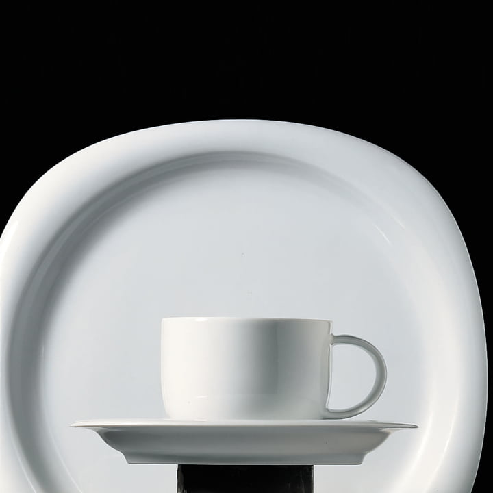 Rosenthal - Suomi coffee set - cup with coaster