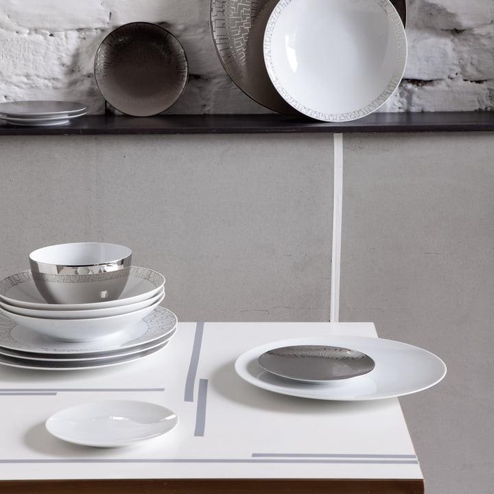 Rosenthal - TAC Dining table set