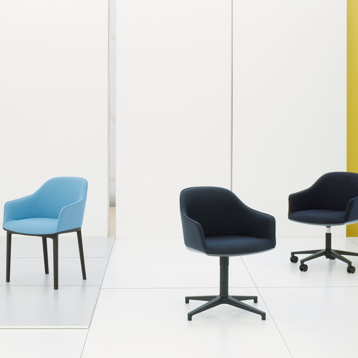 Vitra - Softshell Chair Group