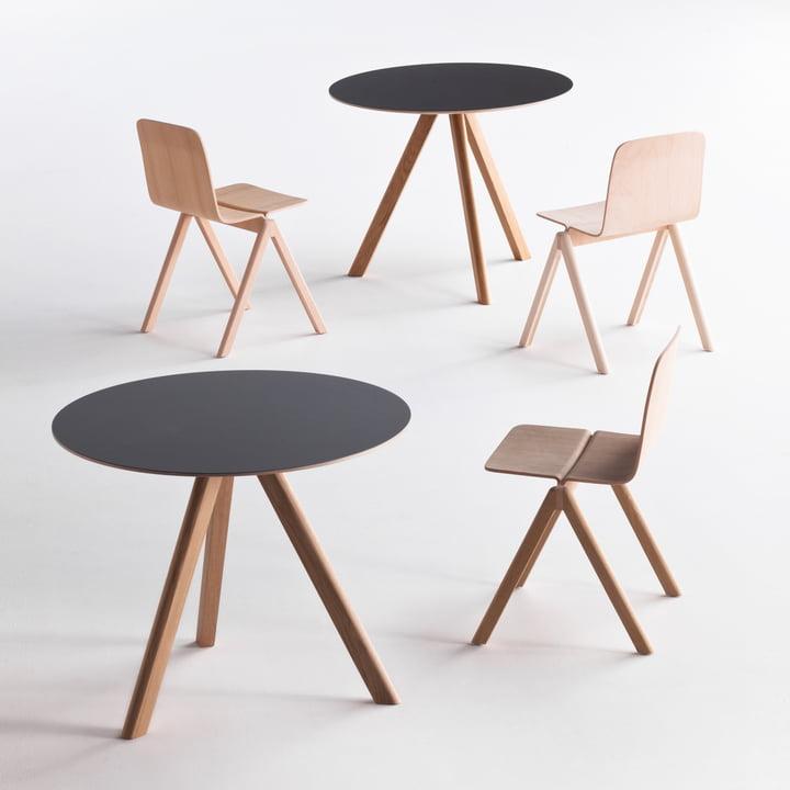 Hay - Copenhague CPH20 Table