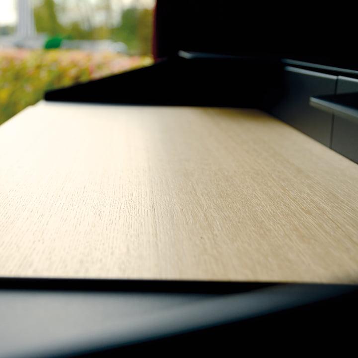 Radius Design - Miss Moneypenny Secretary, wooden top