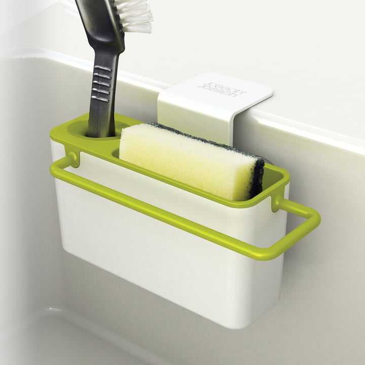 Joseph Joseph - Sink Aid, white / green - filled