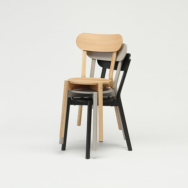 The Karimoku New Standard - Castor Chair