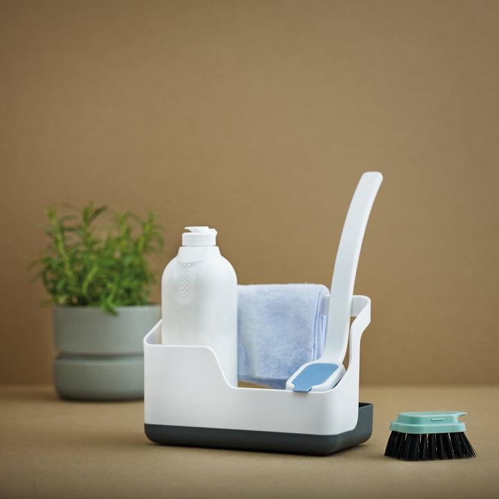 Rig-Tig by Stelton - Sink-Caddy dishwashing box / brush