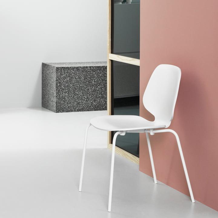 Normann Copenhagen - My Chair, white / white