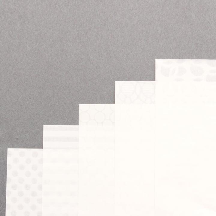3120 Mino - memo block 5x50 - notepad, pattern
