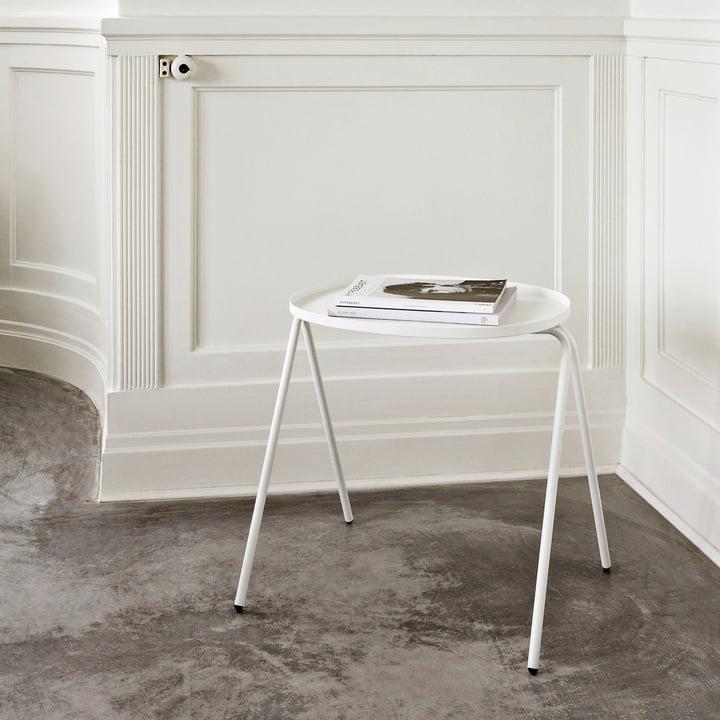 Menu - Afteroom Side Table, white
