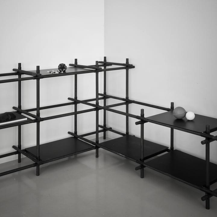 Menu - Stick System, shelf