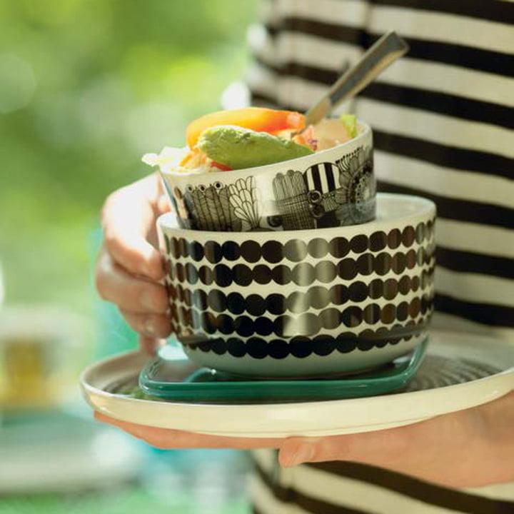 Marimekko - Siirtolapuutarha Dishes
