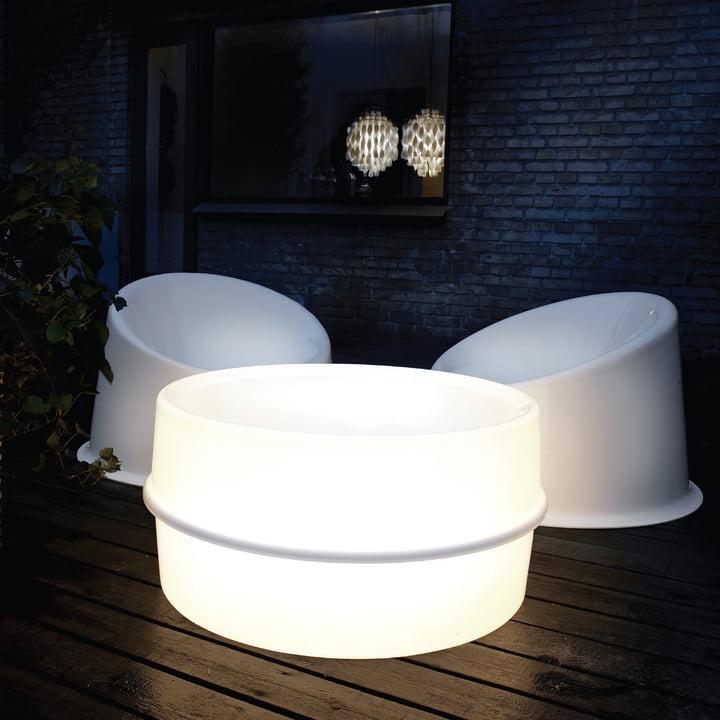 Verpan - Panto Pop Chair - Ambience