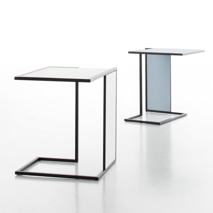 Conmoto - Riva Side Table, duo white