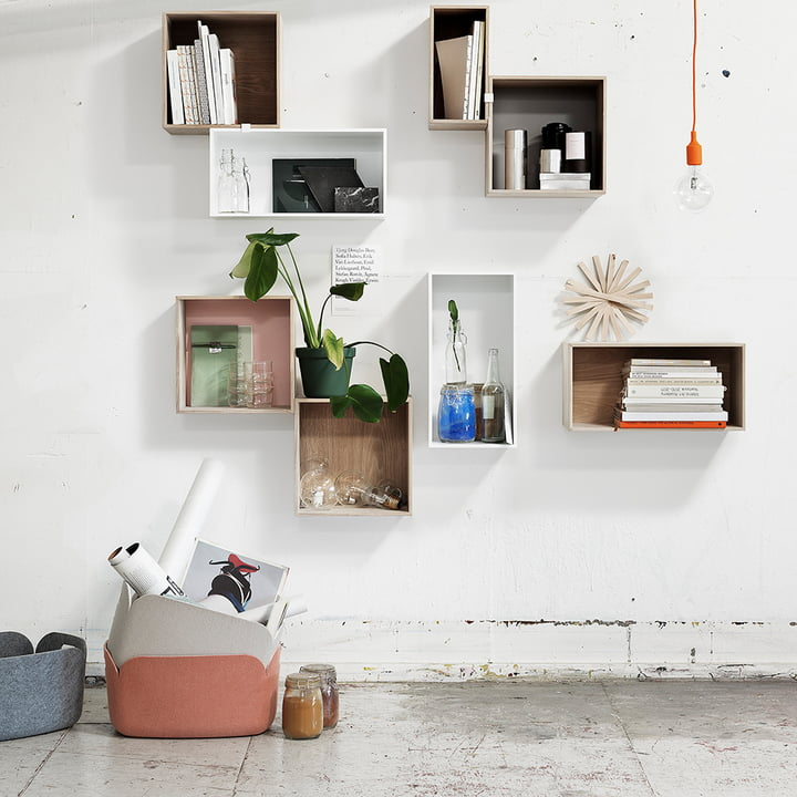 Muuto - Restore basket - group