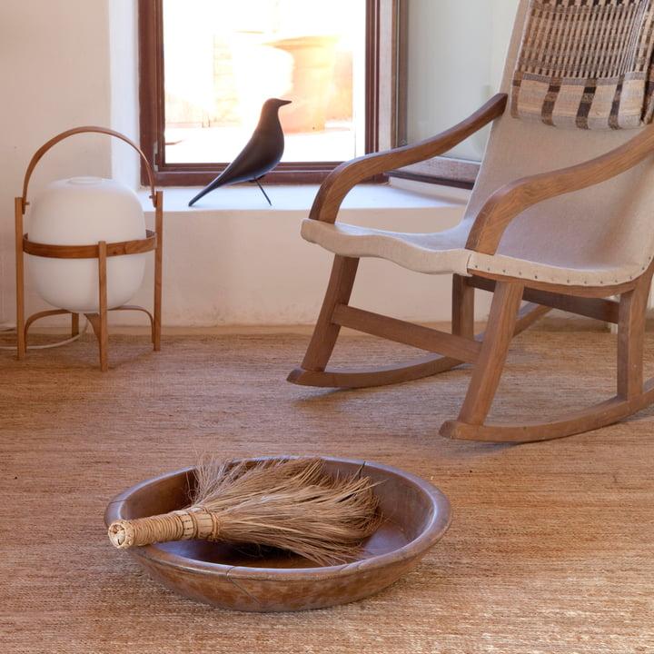 nanimarquina - Knitted Carpet, natural