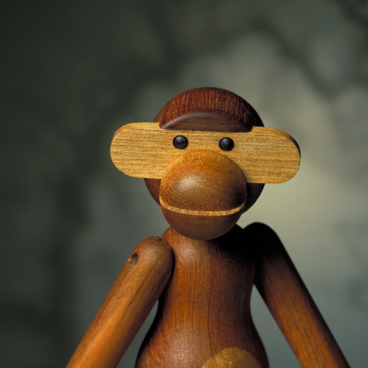 Kay Bojesen wooden ape