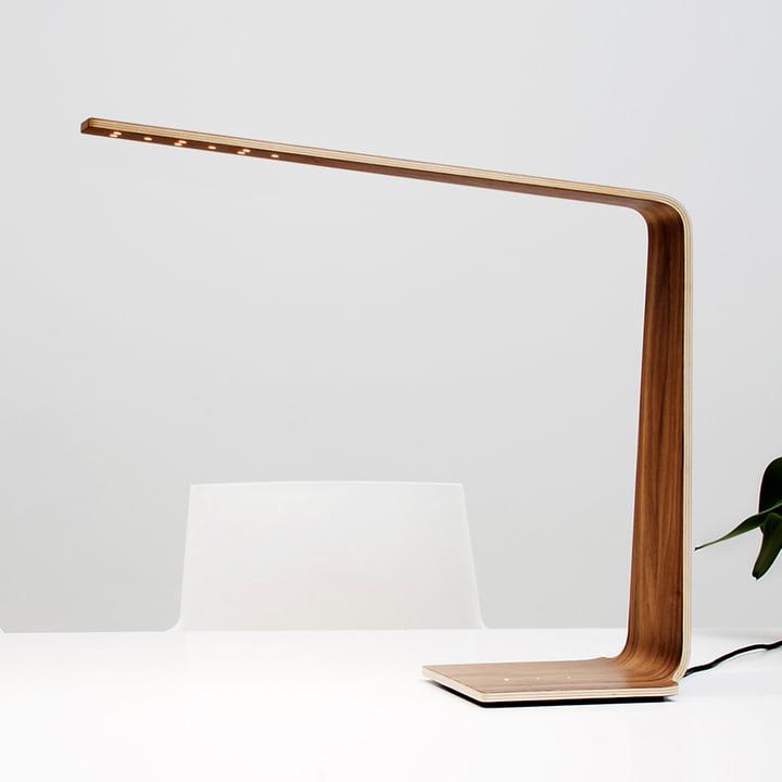 The Elegant table lamp Led 4 Tunto for the desk