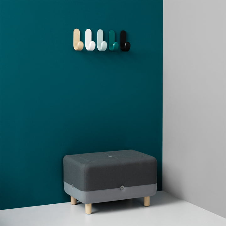 Normann Copenhagen - Curve Wall Hook
