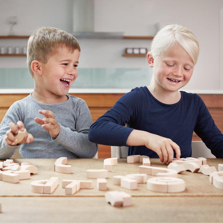 Kay Bojesen - Alphabet-blocks