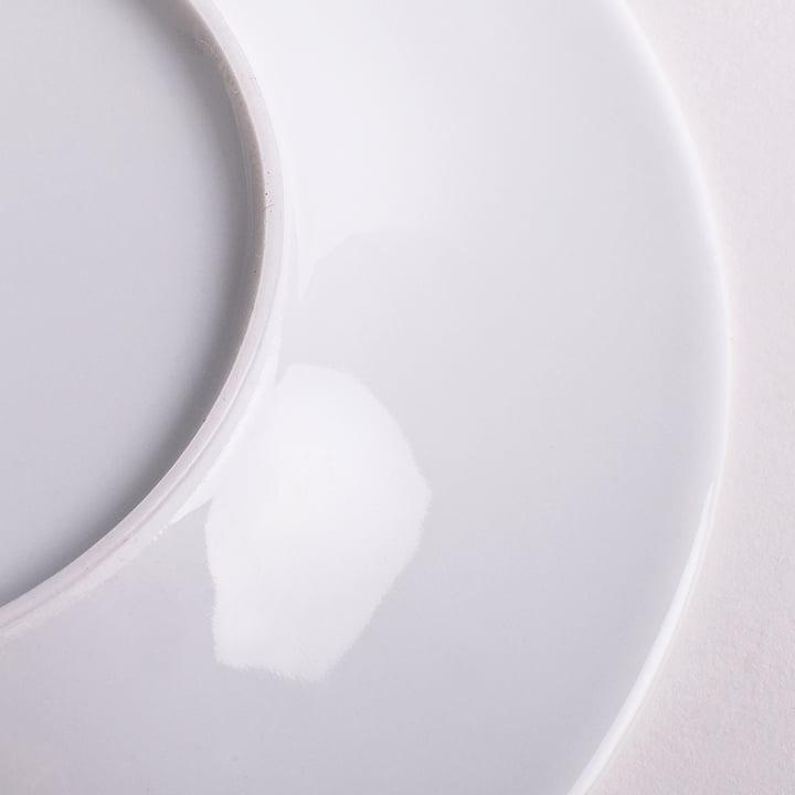 Kahla - Magic Grip Bread Plate, white, 17 cm