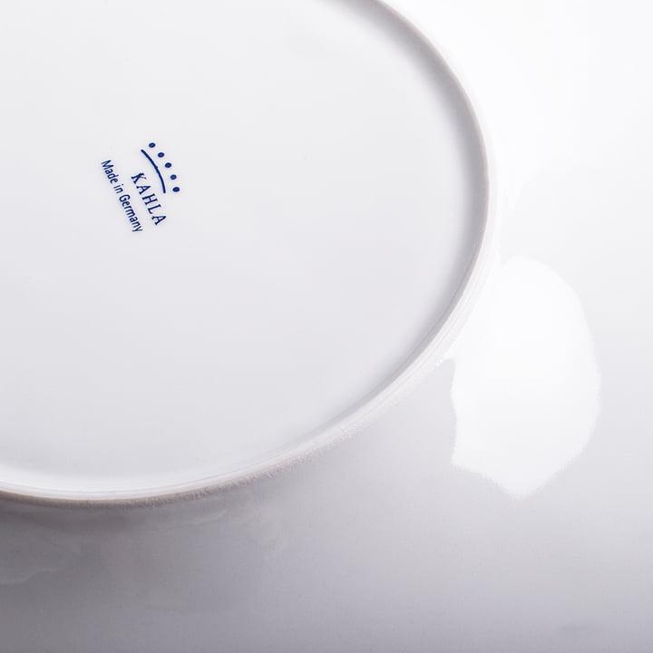 Kahla - Magic Grip Dinner Plate, white, 27 cm, bottom side