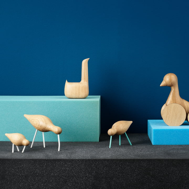 Normann Copenhagen - Swan, Shorebirds, Ducky
