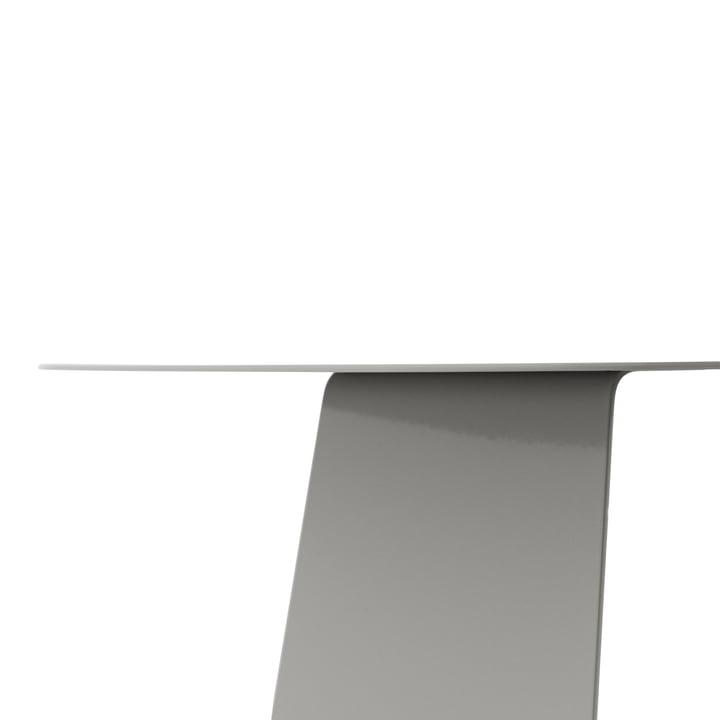 Normann Copenhagen - Stay Table, stone grey
