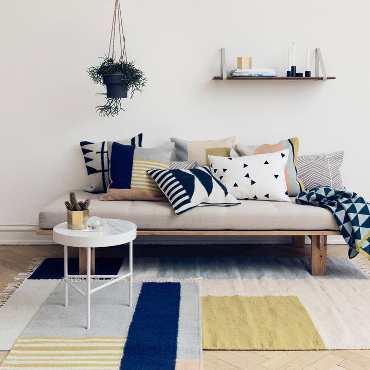 ferm Living - Herringbone Cushion
