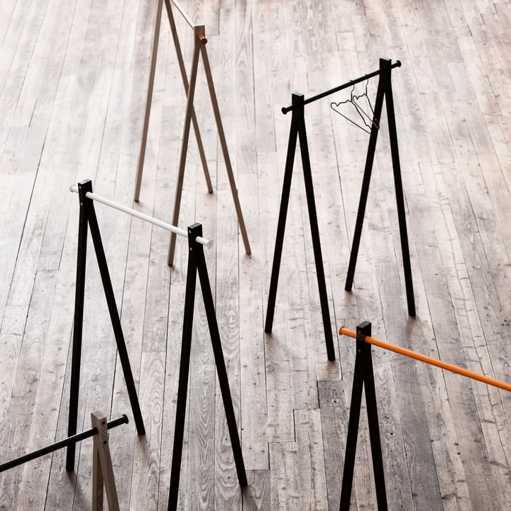 Dress-Up Coat Rack by Nomess
