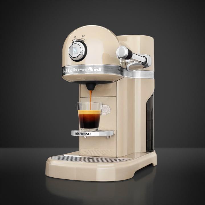 KitchenAid - Artisan Nespresso, cream