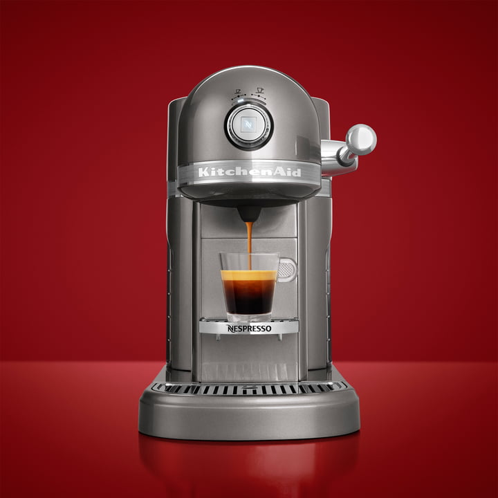 KitchenAid - Artisan Nespresso, silver