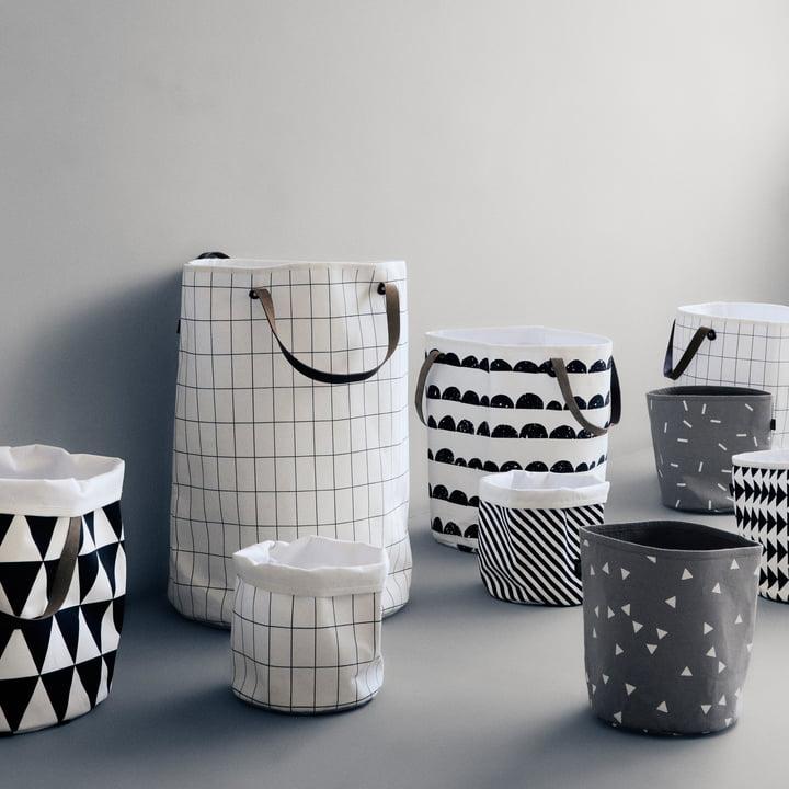 Ferm Living - Laundry Baskets